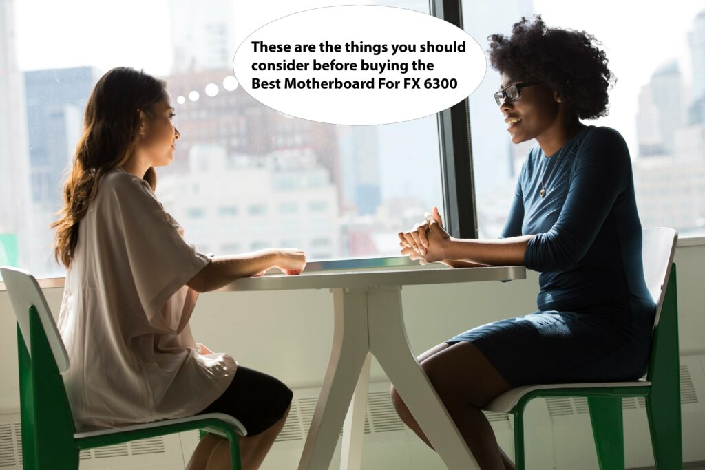 Buyer's Guide for Best Motherboard For FX 6300